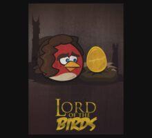 Lord of the Birds - Frodo Kids Tee