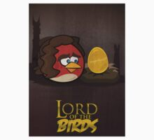Lord of the Birds - Frodo Kids Tee
