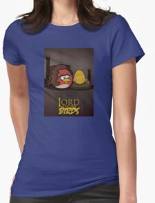 Lord of the Birds - Frodo Womens Fitted T-Shirt