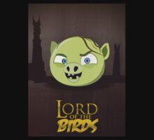 Lord of the Birds - Gollum One Piece - Short Sleeve