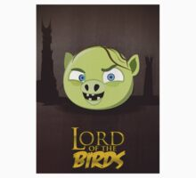 Lord of the Birds - Gollum Baby Tee