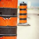 Construction Zone by Heather Crough