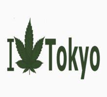 0041 I Love Tokyo by Ganjastan