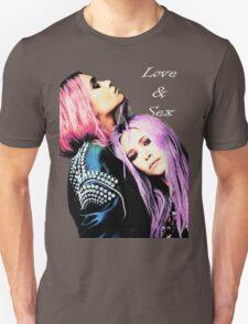 Olsen Twins Love and Sex T-Shirt