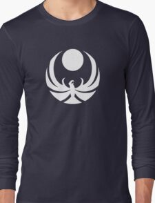 Nightingale Symbol Long Sleeve T-Shirt