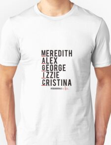 Grey's Anatomy - MAGIC - pink  T-Shirt