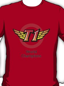 SKT T1 World Champions T-Shirt