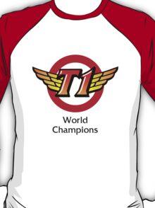 SKT T1 World Champions T-Shirt