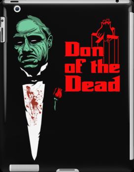 Don of the Dead by popnerd
