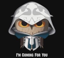Assassin's Creed—Tory the Owl (Dark Tee's) by DannyShadd0w