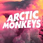 Arctic Monkeys Logo by danerys