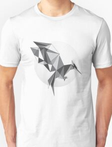 Catching Fire - Every revolution begins with a Spark BW Unisex T-Shirt