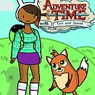Adventure Time! by tokyoterror
