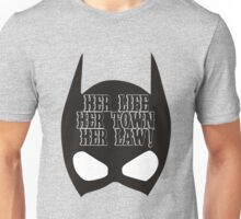 Catwoman Helmet Unisex T-Shirt