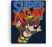 Super Jiggy Bros Canvas Print