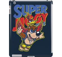 Super Jiggy Bros iPad Case/Skin