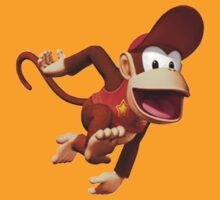 DIDDY KONG by Partyyysh