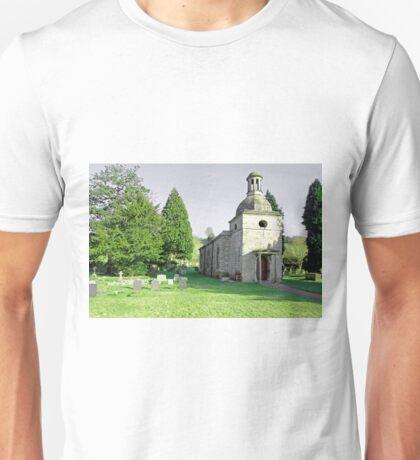 St Mary's Church, Mapleton Unisex T-Shirt