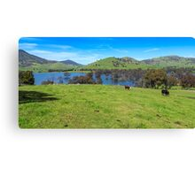 Hume Wier - Tallangatta Valley Canvas Print