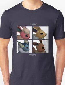Eeveez - Kanto Days T-Shirt