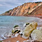 The Beach Alum Bay - I.O.W. by Colin  Williams Photography