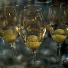 champaing, white chocolate, bokeh by borjoz