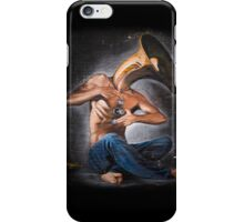 Trumpet Man iPhone Case/Skin