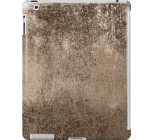 Sepia iPad Case Cool Retro Old Brown Beautiful Vintage iPad Case/Skin