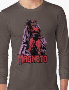 Magneto Long Sleeve T-Shirt
