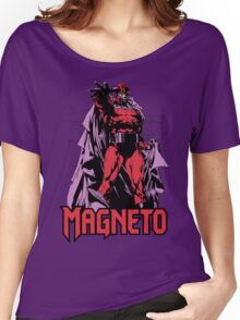 Magneto Women's Relaxed Fit T-Shirt