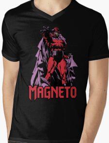Magneto Mens V-Neck T-Shirt
