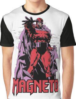 Magneto Graphic T-Shirt