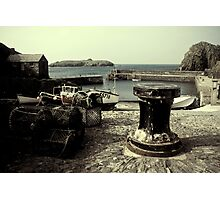 The Harbour Photographic Print
