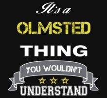 OLMSTED by novalac3