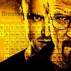 Walter White & Jesse Pinkman Periodic Table- Respect the Chemistry! by Outbreak  DesignZ