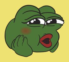 Cute Pepe the Frog Kids Clothes