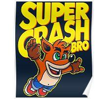 Super Crash Bro Poster