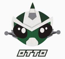 SRMTHFG: Otto by TornadoTwist
