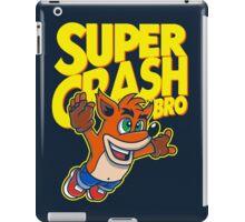Super Crash Bro iPad Case/Skin