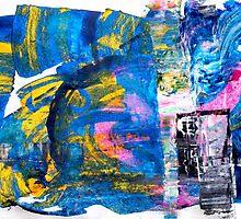 The Big Blue by Dmitri Matkovsky