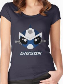 SRMTHFG: Gibson Women's Fitted Scoop T-Shirt