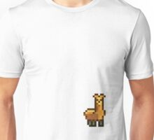 Llama Badge Unisex T-Shirt