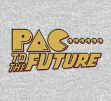 Pac to the Future  Kids Clothes