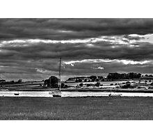 Alnmouth Estuary Photographic Print