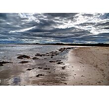 Alnmouth Beach #1 Photographic Print