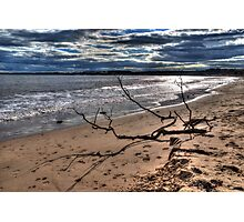 Alnmouth Beach #3 Photographic Print
