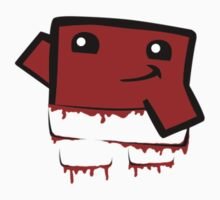 Super meat boy (in your pocket) by CCrdz