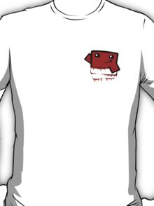 Super meat boy (in your pocket) T-Shirt
