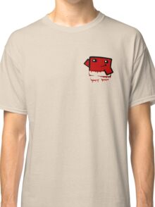 Super meat boy (in your pocket) Classic T-Shirt