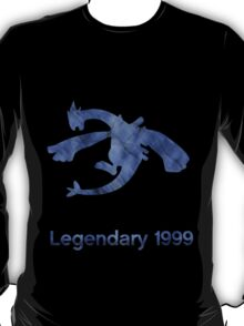 Legendary silver 1999 T-Shirt
